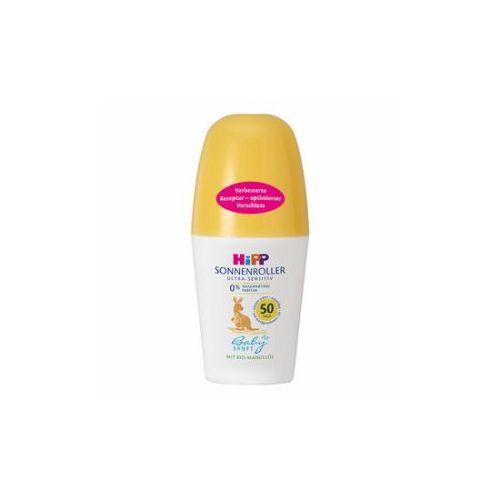 HiPP Babysanft рол-он за заштита од сонце, SPF50