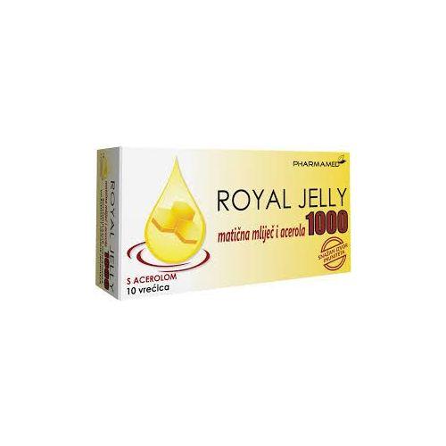 Pharmamed Royal Jelly + acerola / Pharmamed Матичен млеч + ацерола