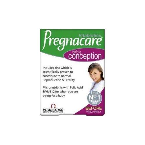 Pregnacare before conception / Прегнакер зачнување