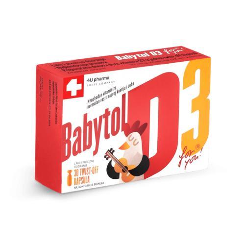 Babytol D3 / Бебитол Д3