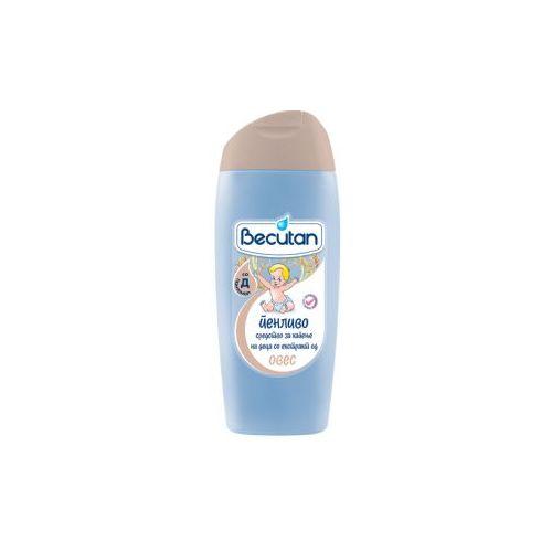 Becutan пенливо средство за деца со екстракт од овес и Д-пантенол 200ml