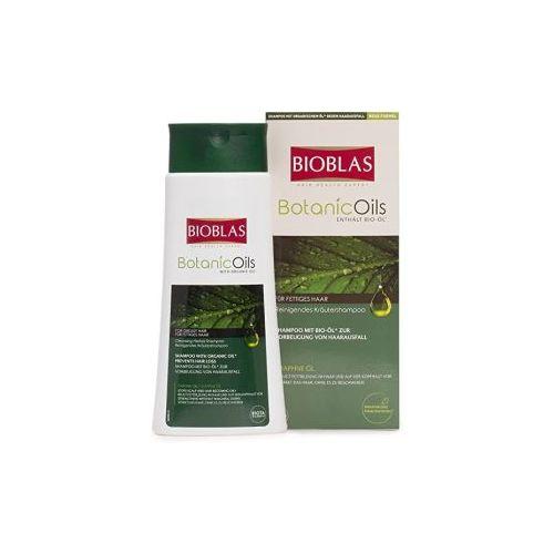 Bioblas Botanic oils / Биоблас ботаник оил - треман за масна коса