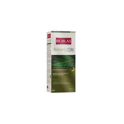 Bioblas Botanic oils / Биоблас ботаник оил - регенерирање на сува и оштетена коса