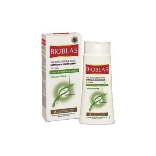 Bioblas for dry and damaged hair / Биоблас за сува и оштетена коса