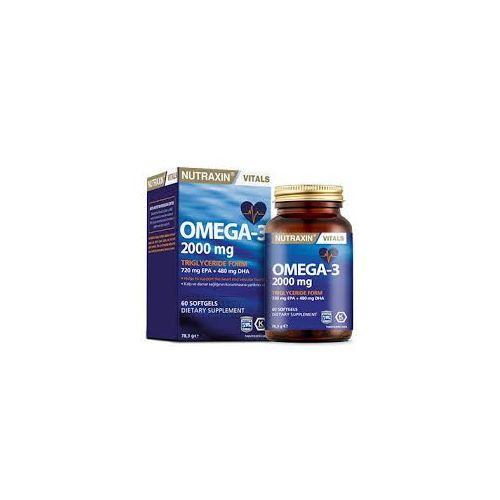 Nutraxin Omega-3 2000 mg / Nutraxin Омега 3-2000 мг
