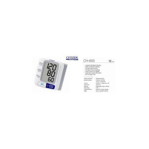 Опис : Дигитален апарат за мерење на притисок од реномираната марка Цитизен