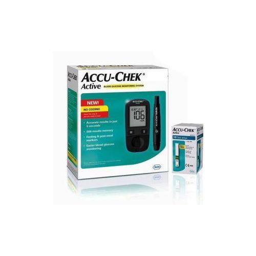 Accu-Check active - Апарат за мерење на гликоза во крвта