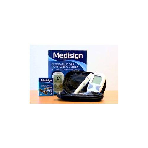 Medisign - Апарат за мерење на гликоза во крвта
