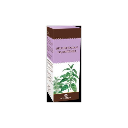 Nettle herbal drops / Билни капки од коприва
