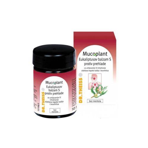 Mucoplant Eukalyptus Balsam S / Мукоплант Еукалиптус балсам С