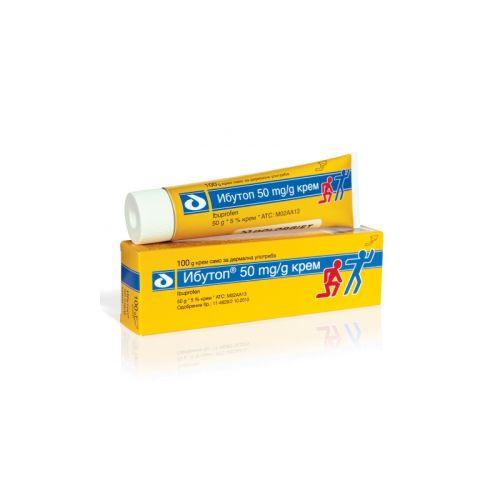 Ibutop 50mg/g cream / Ибутоп 50mg/g крем