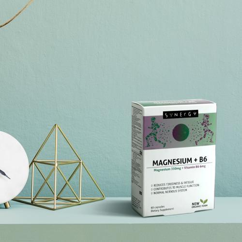 Synergy Magnesium + B6 / Synergy Магнезиум +Б6