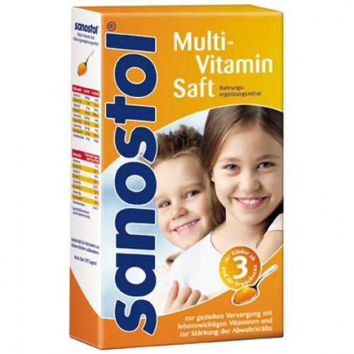 Sanostol multi-vitamins
